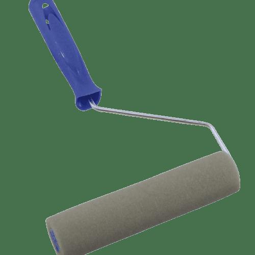 Rolo Espuma Poliester Cinza 1340 c/ Suporte - Tigre