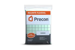 Rejunte Flexivel Verde 1Kg PRECON