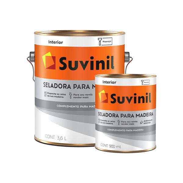 Seladora p/ Madeira - Suvinil