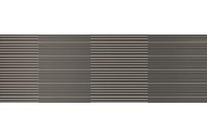 Porcelanato Matte Retificado Sensorial Line Steel GR MLX 33x100