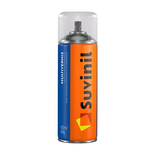 Spray Multiverniz 400ml Brilhante - Suvinil