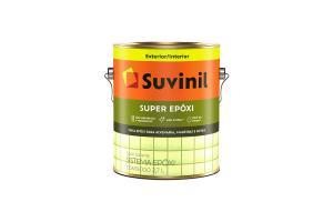 Esmalte Super Epoxi Branco 2,7L - Suvinil