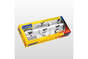 Kit Acessorio 5 pecas Alum Cristal Export MOLDENOX