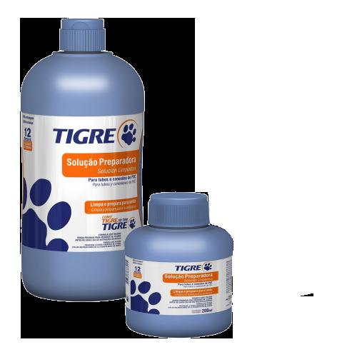Solução Preparadora - Tigre