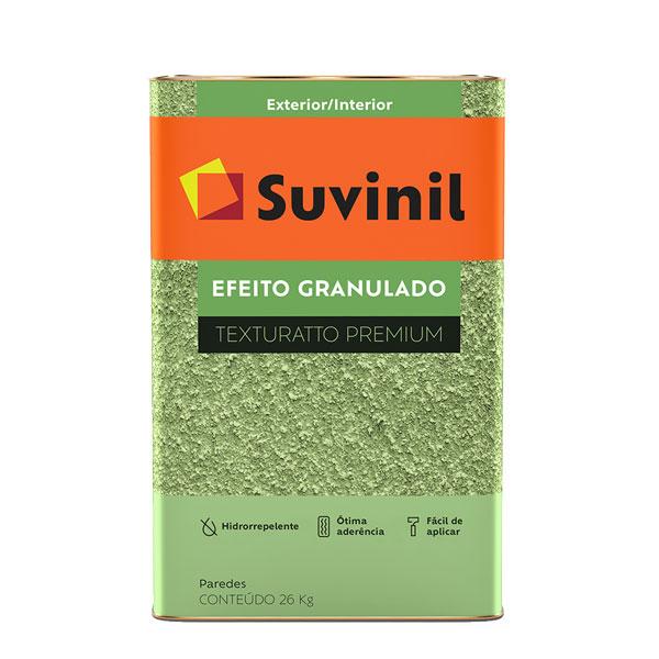Texturatto Classico Efeito Granulado 18L Branco - Suvinil
