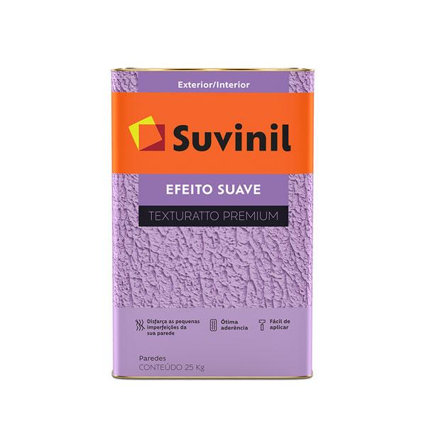 Texturatto Liso Efeito Suave 18L Branco Neve - Suvinil