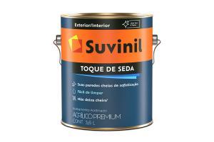 Tinta Acrilica Toque de Seda 3,6L - Suvinil