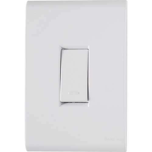 Interruptor Simples 10A/250V Liz 57170/201 - Tramontina