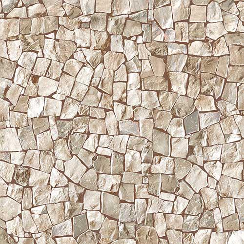 Piso Granilhado Brita Portuguesa 50x50