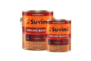 Verniz Brilho Básico 900ml/3,6L - Suvinil