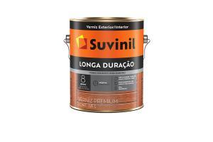 Verniz Longa Duração Brilhante 3,6L - Suvinil