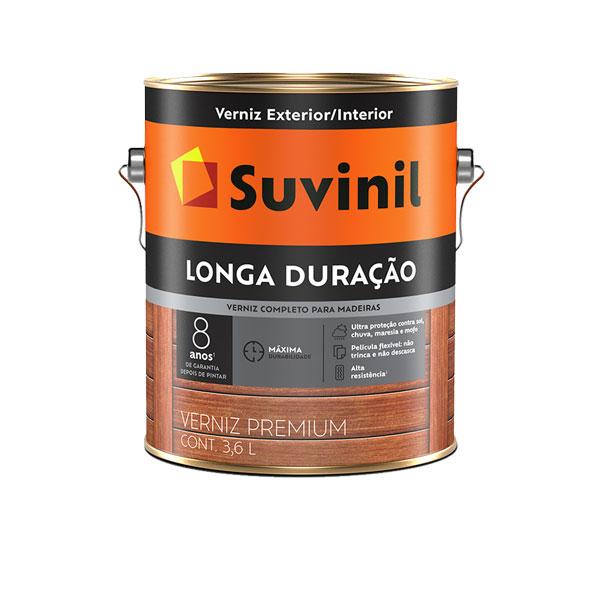 Verniz Longa Duração 3,6L - Suvinil