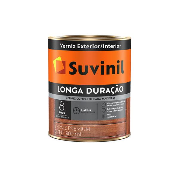 Verniz Longa Duração 900ml - Suvinil