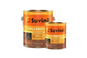 Verniz Tripla Proteção Filtro Solar Brilhante 900ml/3,6L - Suvinil