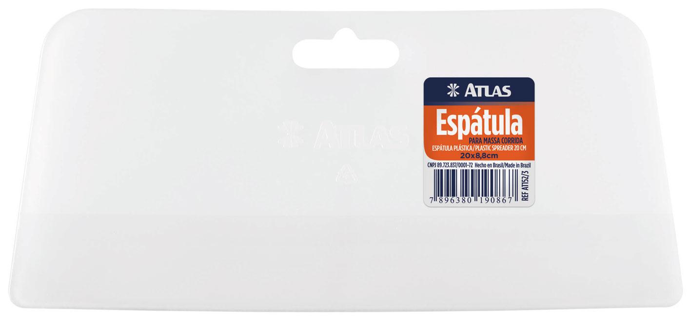 Espatula Plastica 20cm AT152/3 - Atlas