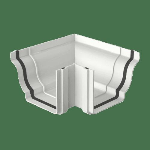 Esquadro Externo Aquapluv Style Bege 132x89 - Tigre