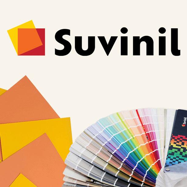 Cores Selfcolor - Suvinil (Sob solicitação)