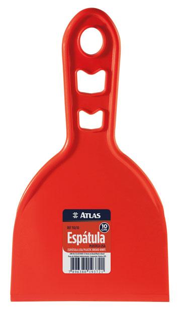 Espatula Plastica Lisa 150/10 - Atlas