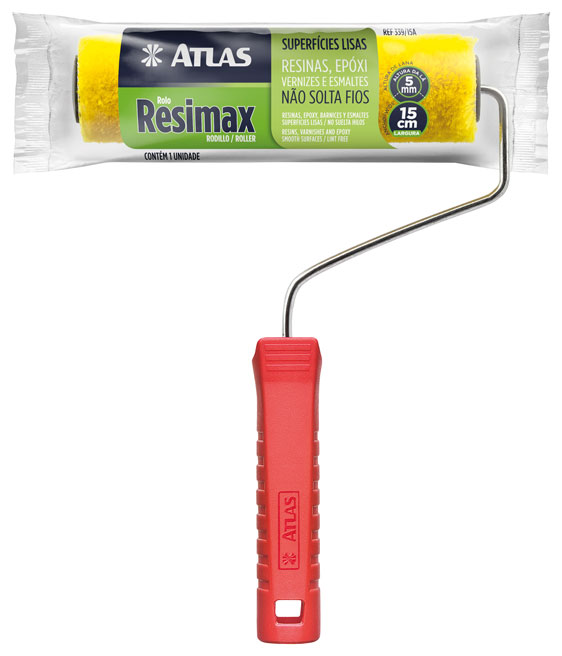 Rolo Resimax 15cm 339/15A - Atlas