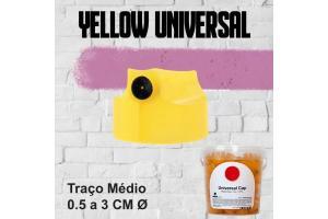 Cap Amarelo Universal - MONTANA