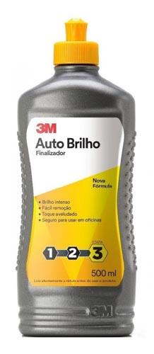 Auto Brilho Cor Neutra 500mL - 3M