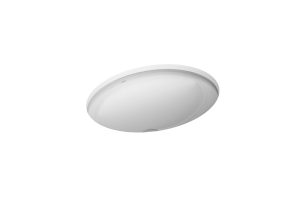 Cuba de Embutir Oval Branco Gelo 49x36,5 L.37.37 - DECA