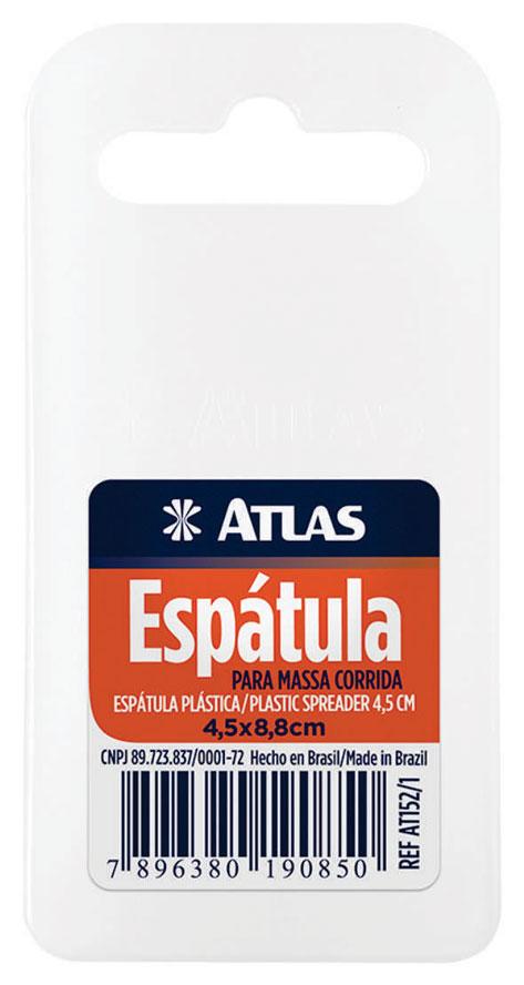 Espatula Plastica 4,5cm AT152/1 - Atlas