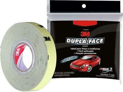 Fita Dupla Face Y-5369 12mm x 3m - 3M