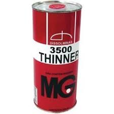Thinner Comum 3500 1L - MG