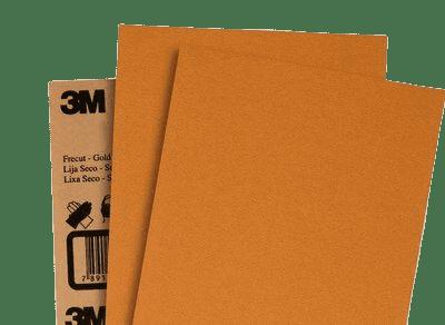 Lixa Seco Ouro P150 225x275 - 3M