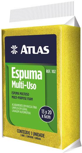 Esponja Multiuso 102 - Atlas