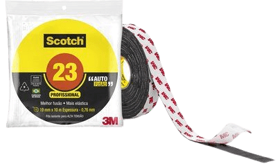 Fita Autofusão Scotch 23BR 19mm - 3M