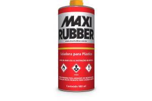 Selador Para Plástico 1/4 - MAXI RUBBER