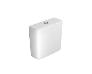 Caixa Para Acoplar Monte Carlo 3/6 Litros Branco CD01F17 - DECA