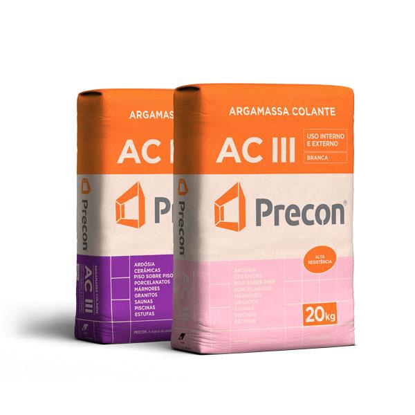 Argamassa Colante AC III 20kg - PRECON
