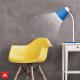 Luminária LED Mesa Supimpa Azul 4W 5000K Bivolt - Avant