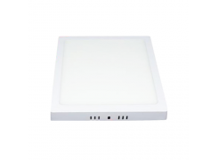 Luminária LED Sobrepor Downlight Quadrada Bivolt 12W BR6500 - Avant