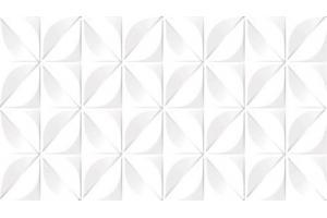 Revestimento Brilhante Esmaltado Luxor Blanc 32x57,5