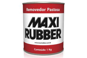 Removedor Pastoso 1KG - MAXI RUBBER
