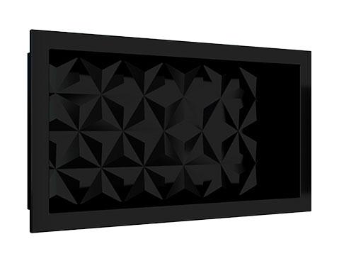 Nicho Multi Preto 60X30mm - COZIMAX