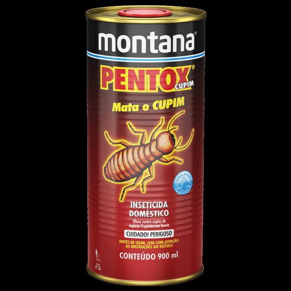 Pentox Cupim Incolor 0,9L - MONTANA