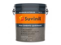 Piso Cimento Queimado 15kg - Suvinil