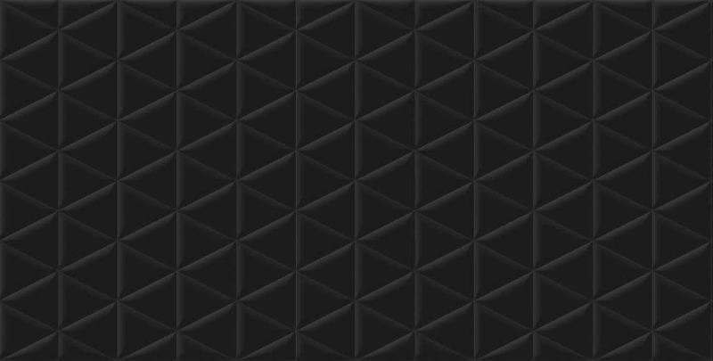 Porcelanato Retificado Matelasse Black 53x106 A - Biancogres