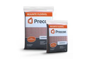 Rejunte Flexivel 1kg Ceramica - PRECON