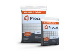 Rejunte Flexivel 1kg Bege - PRECON