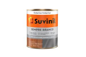 Esmalte Sintético Sempre Branco 900ml Fosco - Suvinil