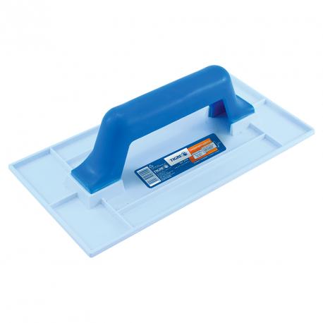 Desempenadeira plástica 2116-03 27x14cm - Tigre
