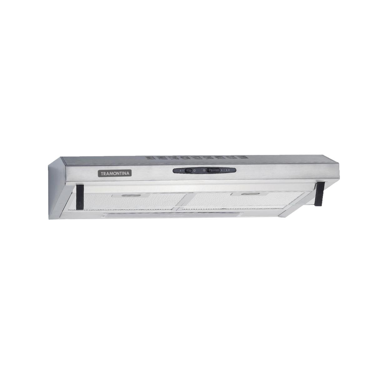 Coifa Inox+Vidro Vetrol 90-127V 95800/007 Tramontina