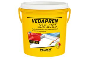 Vedapren Branco 4,5KG       OTTO - Vedacit