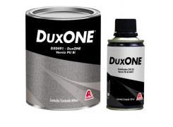 Kit Verniz PU Bi-Componente 1/4 0491 - Duxone